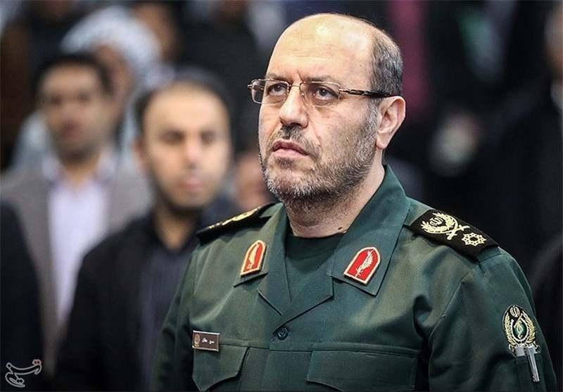 Бригаден генерал Хосейн Дегхан - следващият президент на Иран?