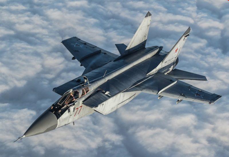 Русия: Ще бъдат модернизирани 114 прехващачи МиГ-31