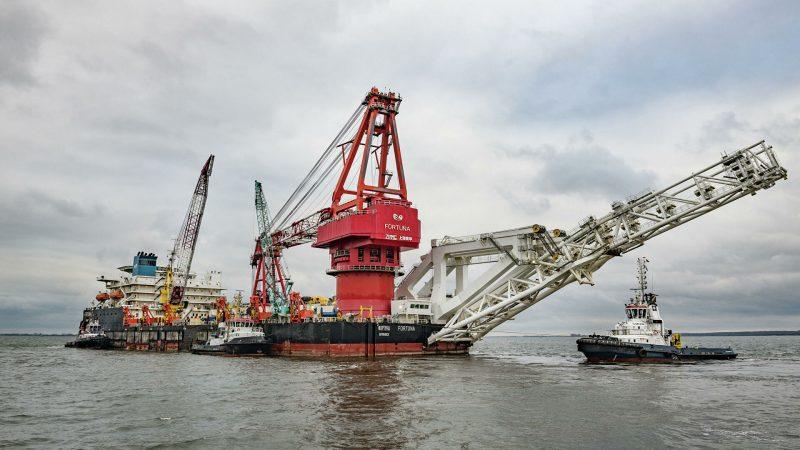 """Русия предложи начин за завършване строителството на """"Северен поток - 2"""""""