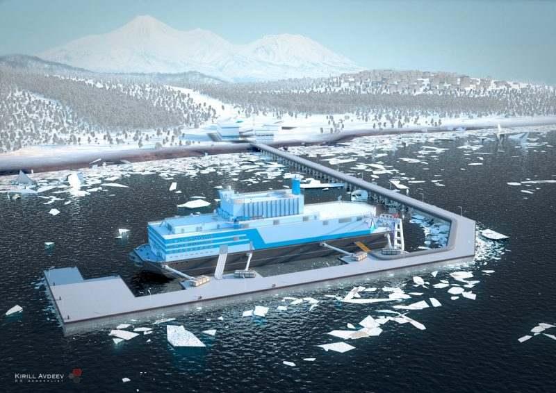 Русия проектира плаващи летища в Арктика