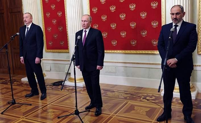 Eurasianet: Путин разблокира Карабах