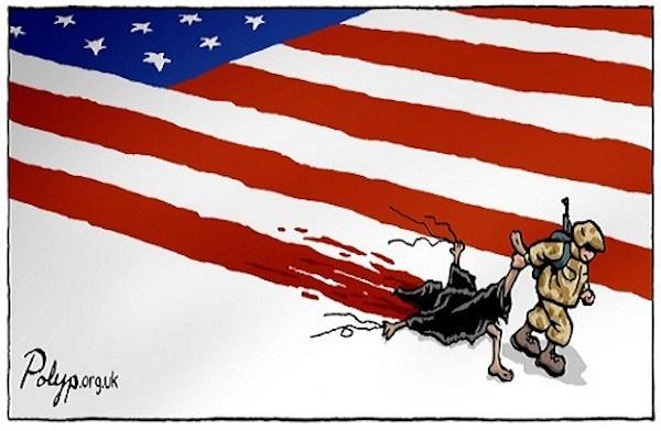 Волгин: Великото американско лицемерие