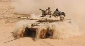 Сирийската армия започна мащабна операция на границата с Йордания