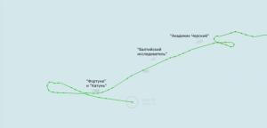 """Военните на Полша проведоха разузнаване над тръбополагащите съдове и кораби  на """"Северен поток - 2"""""""