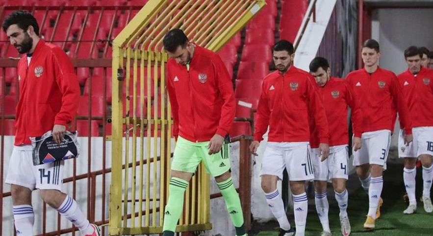 """Футболистите от националния отбор на Русия ще се ваксинират със""""Спутник V"""""""