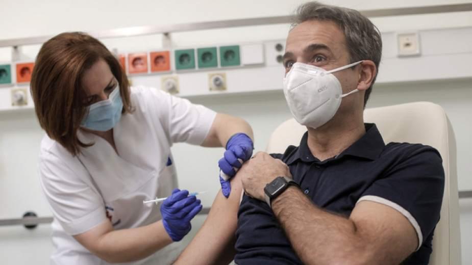74% от гърците имат доверие във ваксините срещу Covid-19