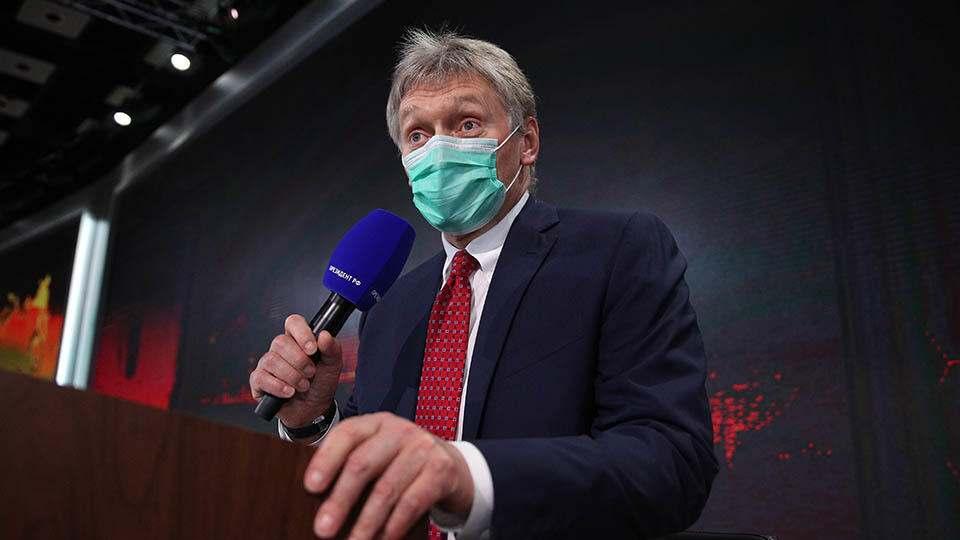 Кремъл: Призивите за участие в незаконни протести са недопустими