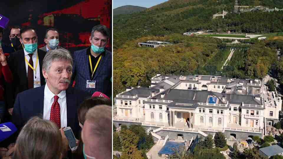 """Кремъл за """"двореца"""" в Геленджик"""