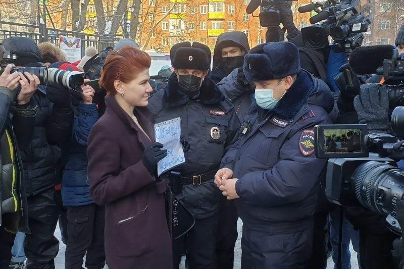 Съдът арестува пресаташето на Навални