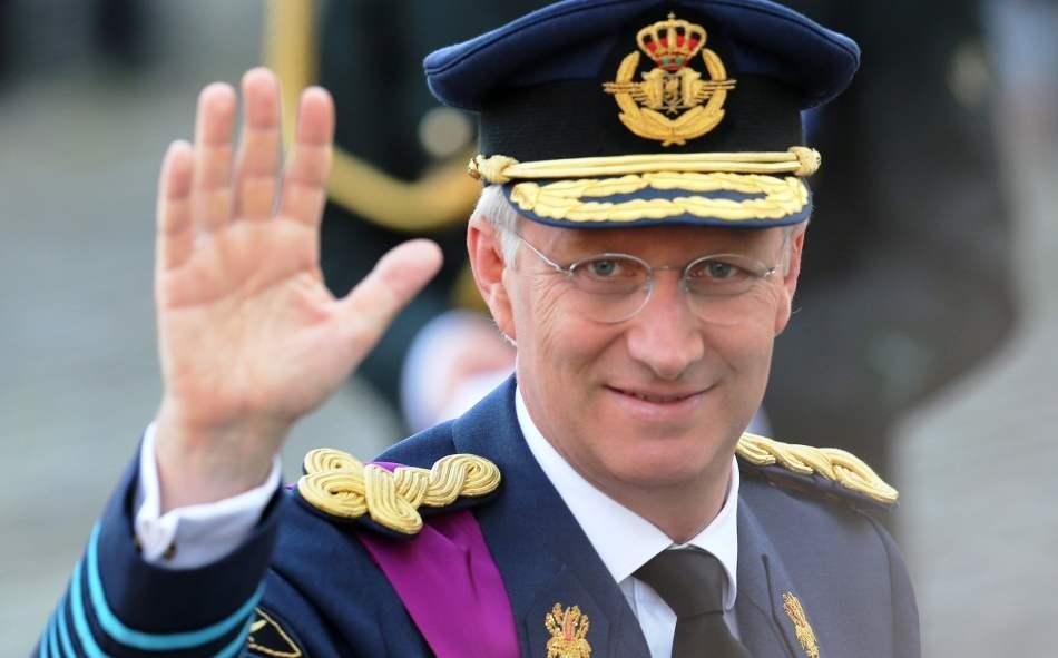 Демонстранти атакуваха колата на белгийския крал