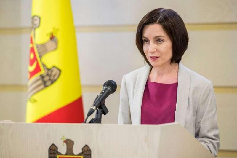 Санду: Молдова ще активизира сътрудничеството си с ЕС