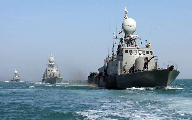 Иран започна военни учения в Оманския залив, натиск върху Байдън