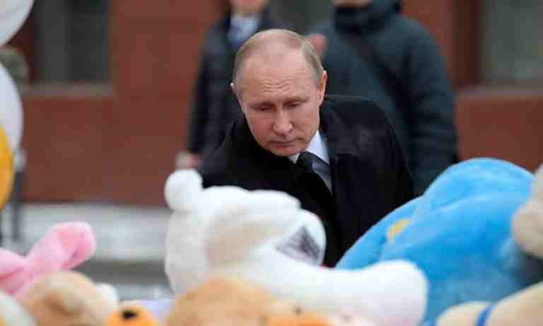Путин призова да не се допусне превръщането на света в антиутопия