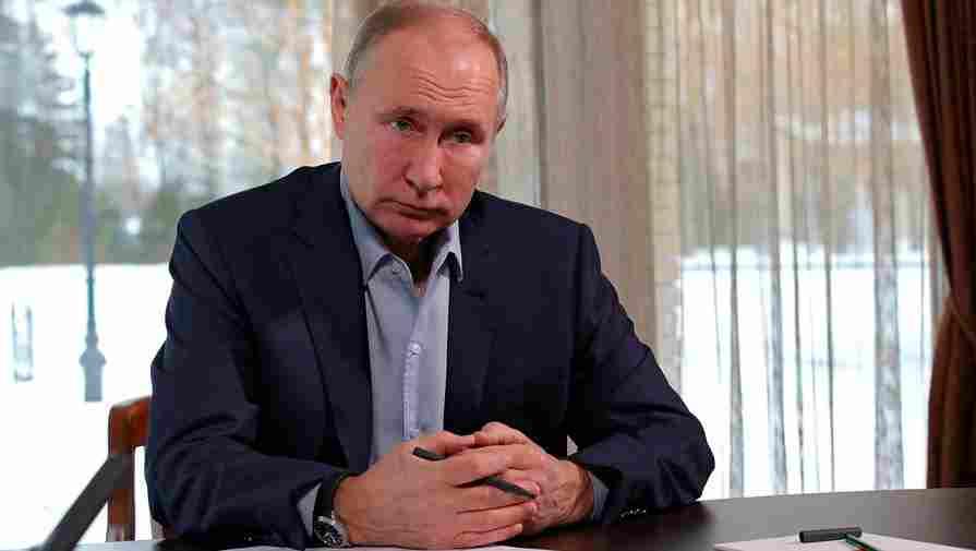 Путин: Нелегитимните санкции водят до едностранно използване на военна сила