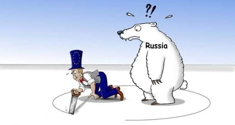 Бумерангът на санкционната война