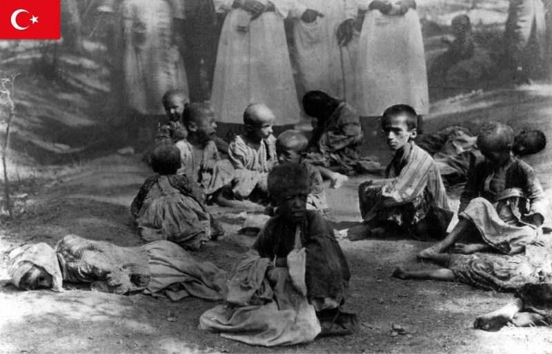 Турция заклейми Холандия за арменския геноцид
