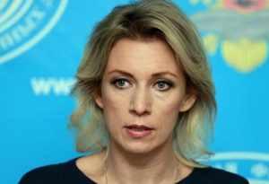 """Мария Захарова заяви за разкриването на """"Лондонска пропагандна машина"""""""