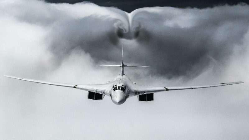 Два Ту-160 прелетяха над Баренцово, Гренландско и Норвежко морета
