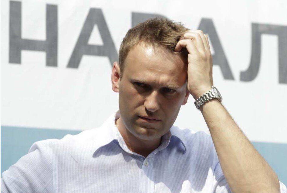Сакралната жертва вече е дадена и това не е Навални