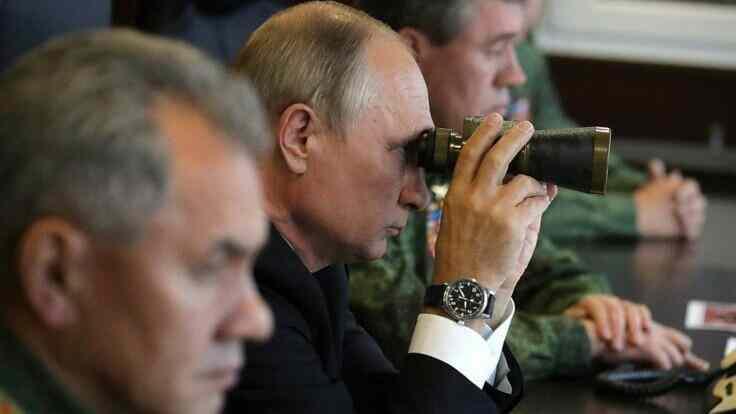 Киев в паника: Трите оръжия на Путин срещу Украйна