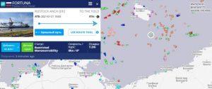 """""""Фортуна"""" дострои първия километър от """"Северен поток- 2"""""""