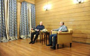 Лукашенко благодари на Владимир Путин за помощта на беларуската икономика
