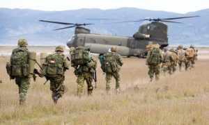 САЩ искат да разширят военното си присъствие в Гърция