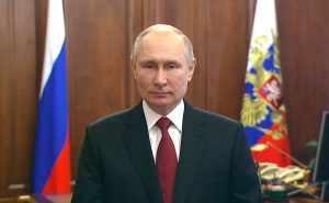 Владимир Путин поздрави Русия с Денят на Защитника на Отечеството