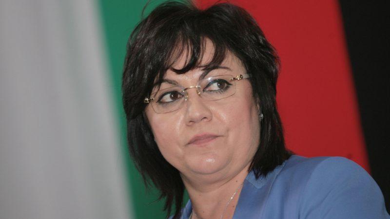 Корнелия Нинова: Бихме управлявали с ГЕРБ, ако сме първа политическа сила