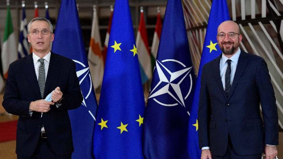 """ЕС - """"дъщерна фирма"""" на НАТО"""