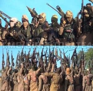 """Терористи на """"Ислямска държава""""открити в Украйна"""