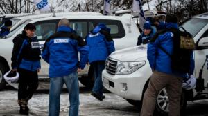 ОССЕ посочи участъците на донбаския фронт, по които най-често ВСУ стрелят