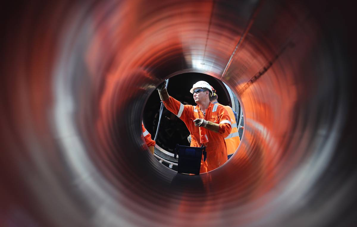 "Германия и САЩ водят закрити преговори за санкции срещу ""Северен поток 2"""