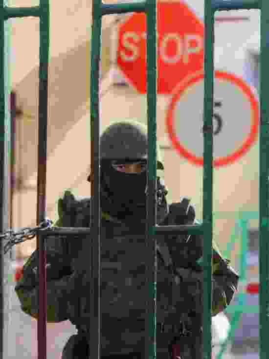 В Сибир задържаха узбеки за финансиране на джихадисти