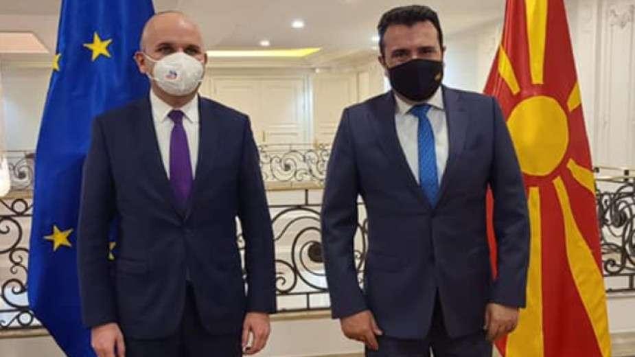 Илхан Кючюк: Оставете историята, присъединяването на С.Македония към ЕС от стратегически интерес за България!
