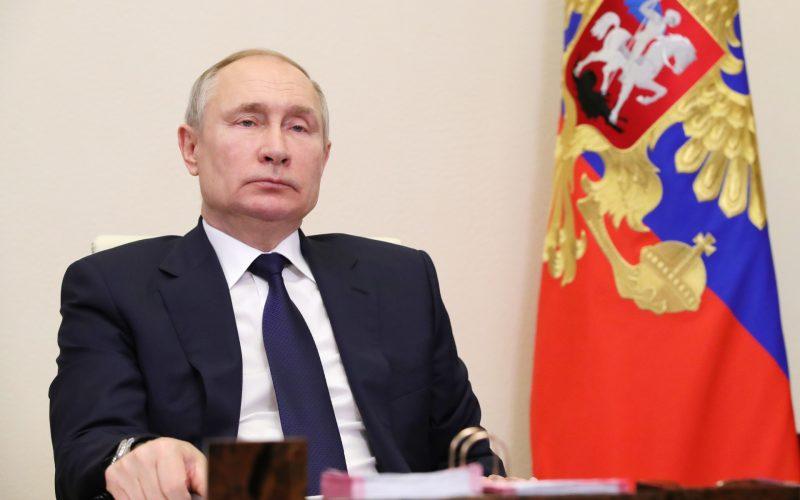 Путин нарече блокирането на тв канали в Украйна проява на двойни стандарти