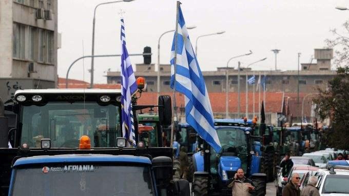 Гръцките фермери протестират, искат ваксини