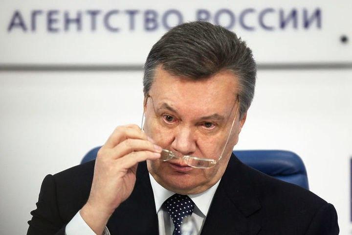 Янукович назова виновните за ситуацията с Донбас и Крим