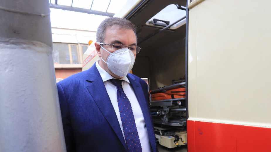 Министър Ангелов: До месец и половина ще имаме пълен контрол над епидемията