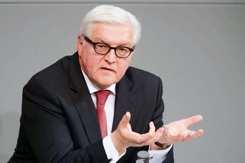 """FAZ: Украинският посланик обвини Щайнмайер в """"цинично изкривяване"""" на историята"""