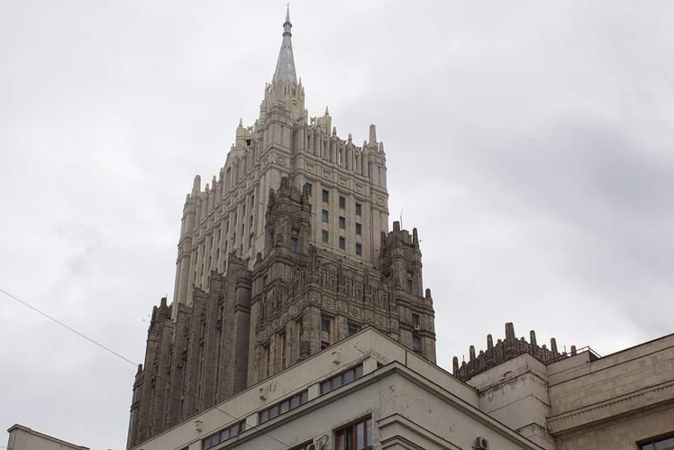Русия обяви албански дипломат за персона нон грата