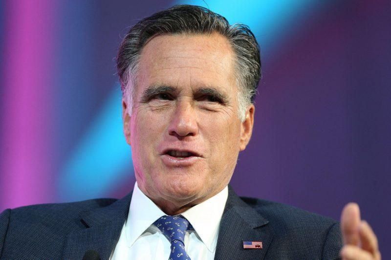 NYT: Ромни прогнозира силна републиканска подкрепа за Тръмп в новата номинация за президент