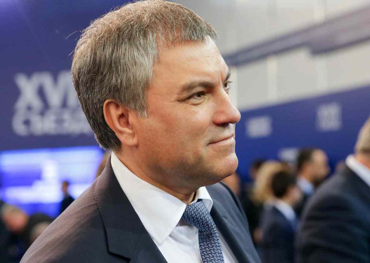 """Володин: """"Русия е последният остров на свободата"""""""