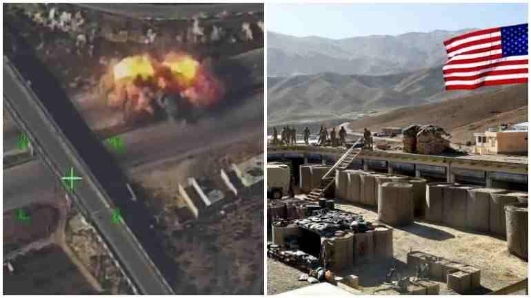 Ракетен обстрел на US въздушна база в Ирак, убит, ранени