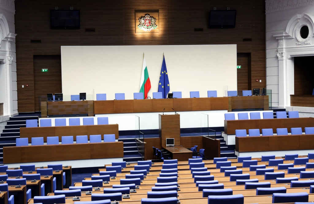Парламентът отхвърли ветото на Радев
