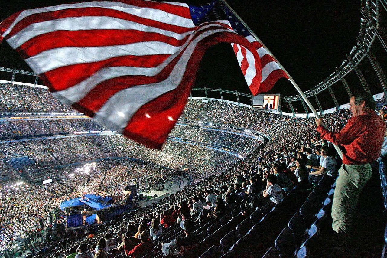 Болшинството американци искат създаването на нова политическа партия