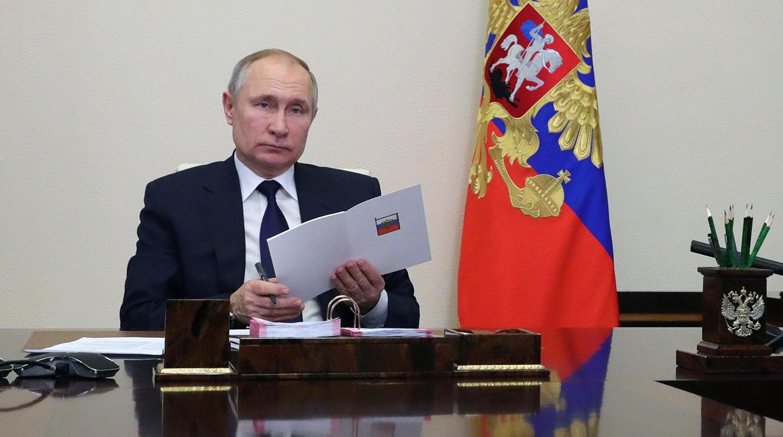 Кремъл коментира думите на Путин за Украйна