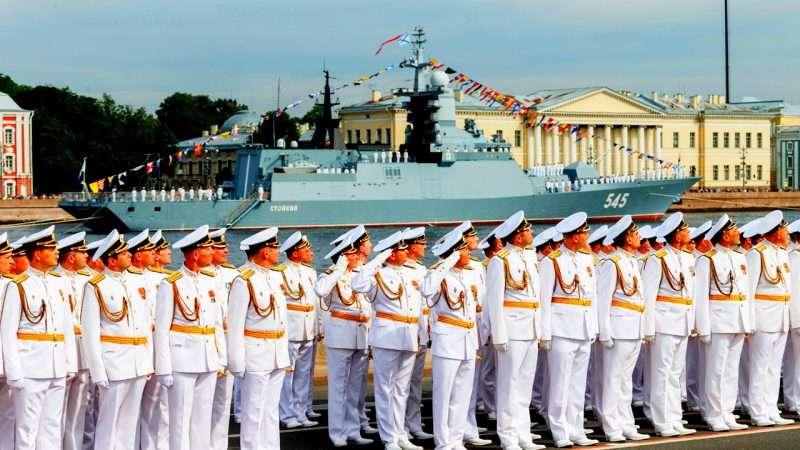 """Екс-началник на Генералния щаб на ВС на Грузия: """"Русия няма да отстъпи Черно море на никого"""""""