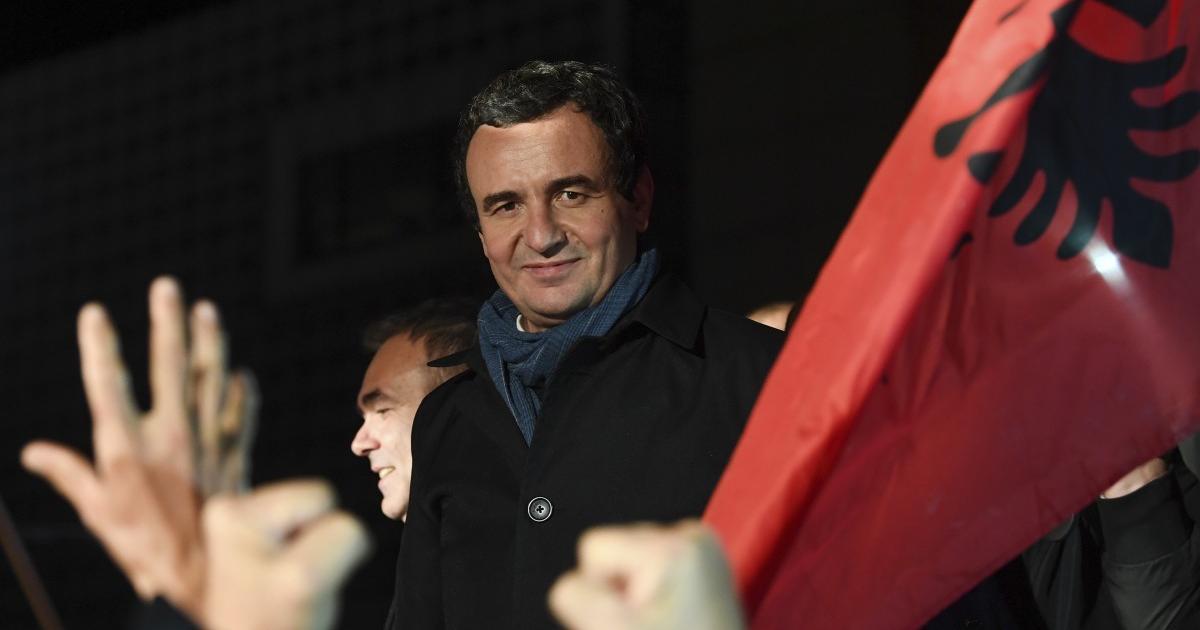 """Лявото движение """"Самоопределение"""" спечели изборите в Косово"""
