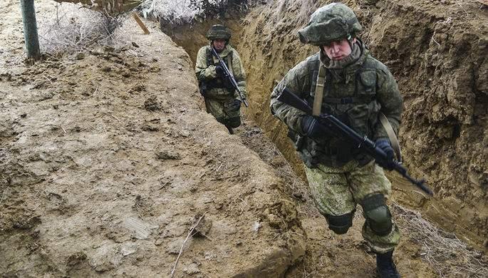 Мащабни учения на Въздушно-десантните войски на Русия